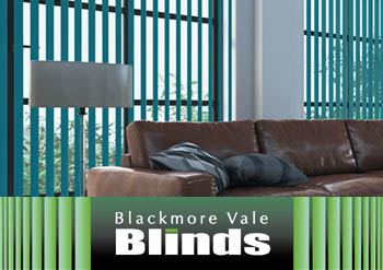 12Vertical Blackmore vale blinds