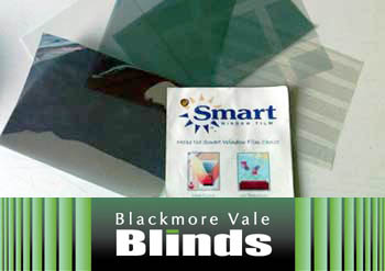 13window film Blackmore vale blinds