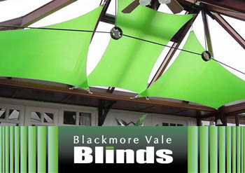 8Roof sails blackmore vale blinds