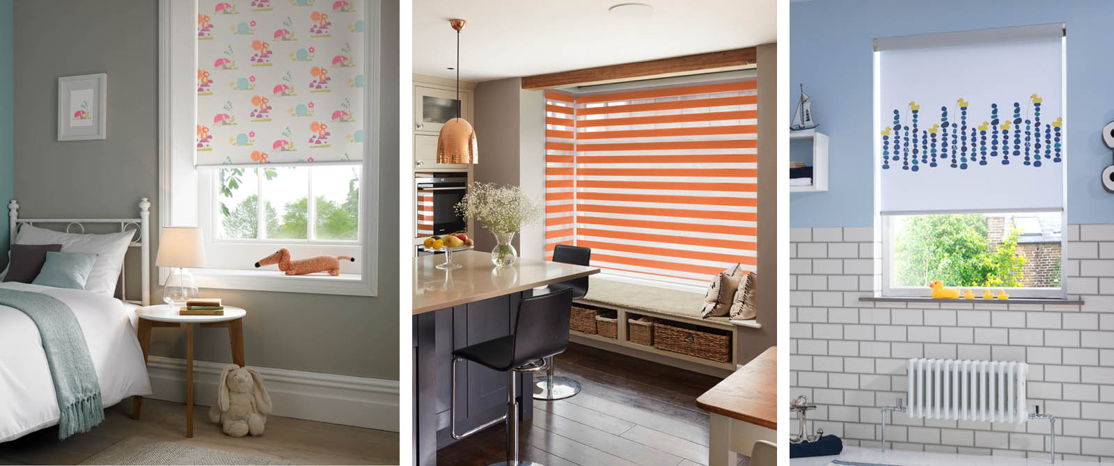 Roller Blinds from Blackmore Vale Blinds